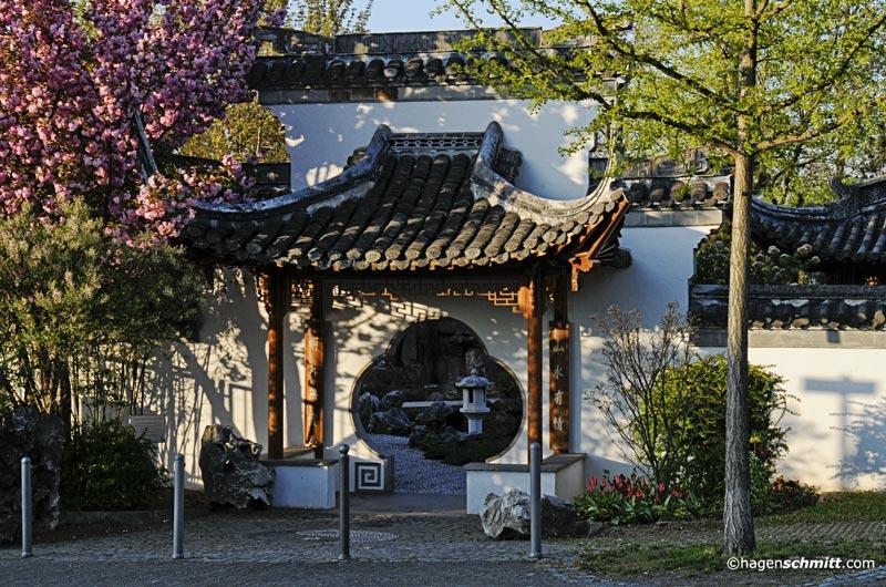 Chinagarten Stuttgart Garten Der Schönen Melodie